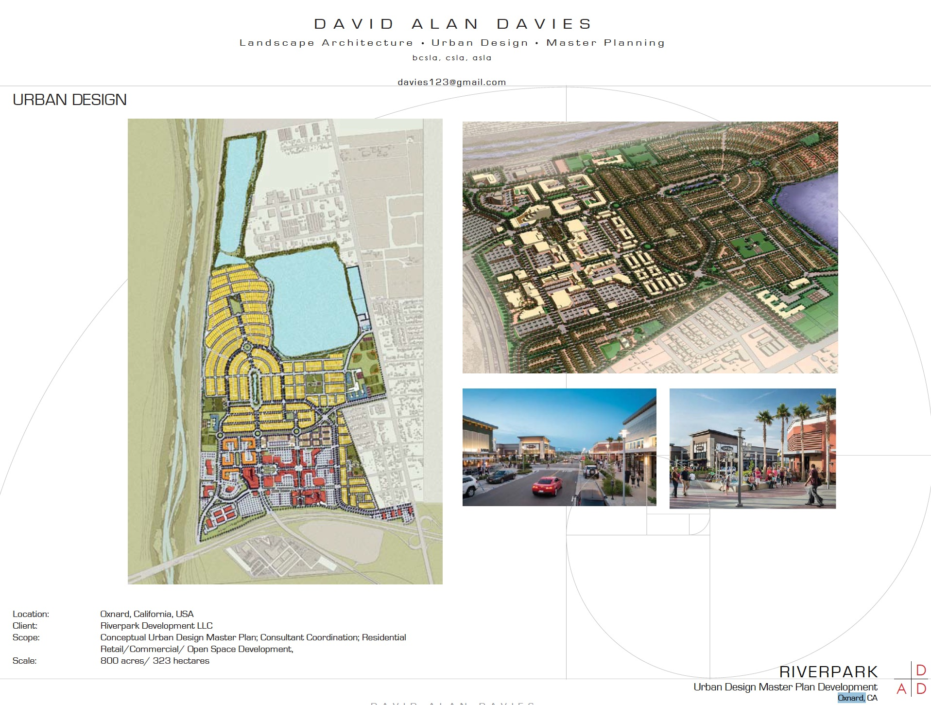 David alan davies landscape architect for Davies landscape architects
